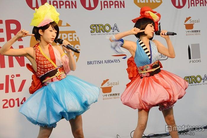 「HYPER JAPAN 2014(ハイパー・ジャパン)」に出演したYANAKIKU