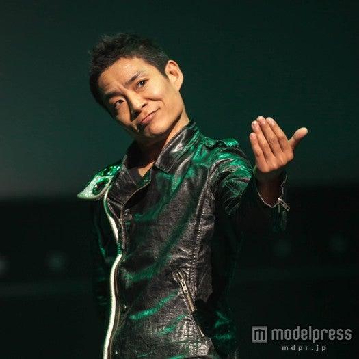 蛯名健一/「チャレンジ!夢のその先へ~Sexy Zone中島健人・全米No.1パフォーマーと出会う~」(C)NHK