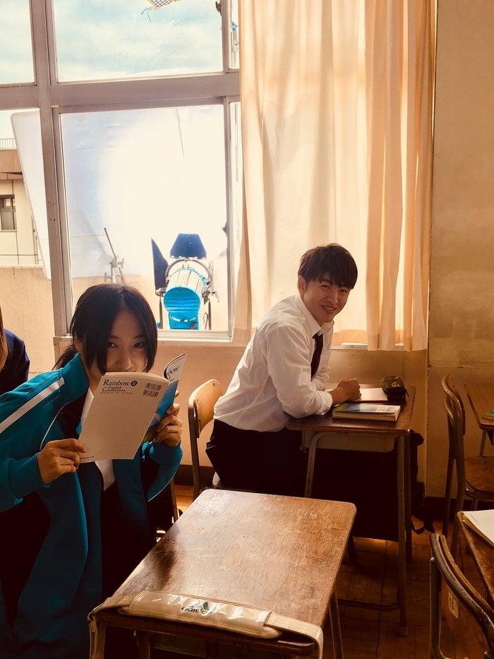 坂東希、佐野玲於(C)2018「虹色デイズ」製作委員会(C)水野美波/集英社