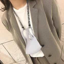 コーディネートのポイントになるデザインを選べばファッションの一部に/「サンキューマート」マスクストラップ/全品390円+税(C)ELSONIC