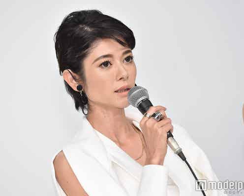 真木よう子、視聴率苦戦報道にコメント 視聴者から期待の声集まる<セシルのもくろみ>