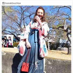 モデルプレス - 土屋巴瑞季、レトロな袴姿で大学卒業を報告 祝福の声続々
