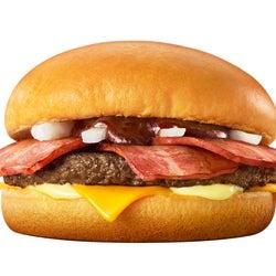 マクドナルド「ベーコンラバーズ」オーストラリアの人気バーガーをベースに開発