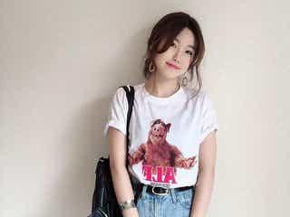 何枚あっても嬉しい♥ プリントTシャツのカジュアルおしゃれなコーディネート14選♪