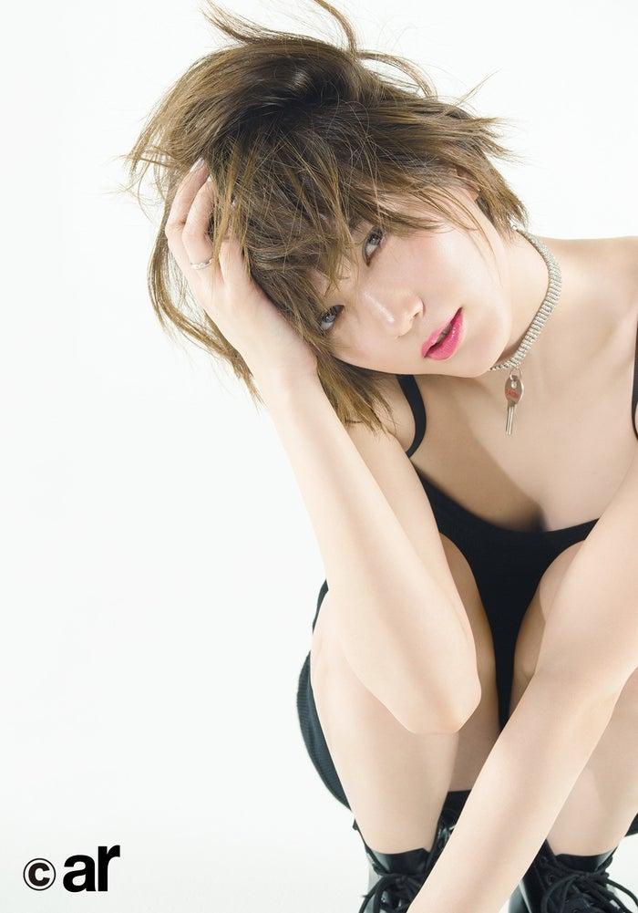 本田翼/「ar」4月号より(画像提供:主婦と生活社)