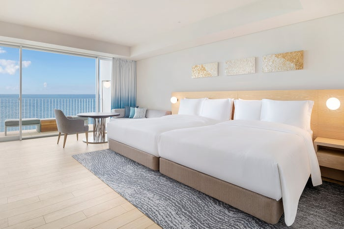 イラフ SUI ラグジュアリーコレクションホテル 沖縄宮古/画像提供:森トラスト・ホテルズ&リゾーツ