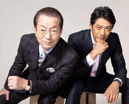 <相棒season20>水谷豊&反町隆史にインタビュー「今シーズンも相棒らしい作品に仕上がっている」