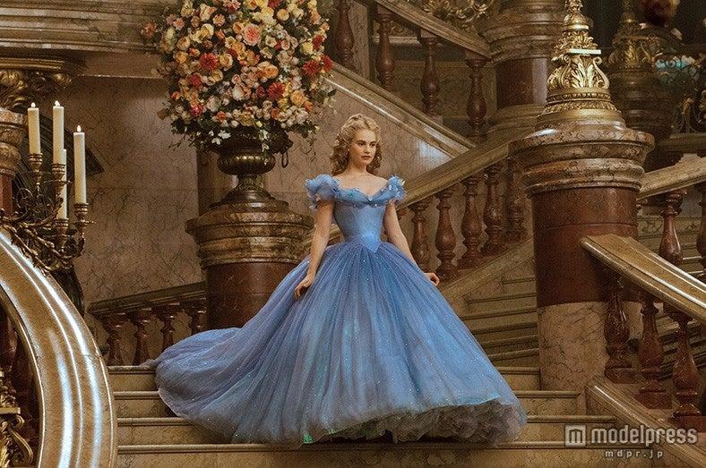 実写版「シンデレラ」\u201c美しすぎるドレス\u201dが出来上がるまで