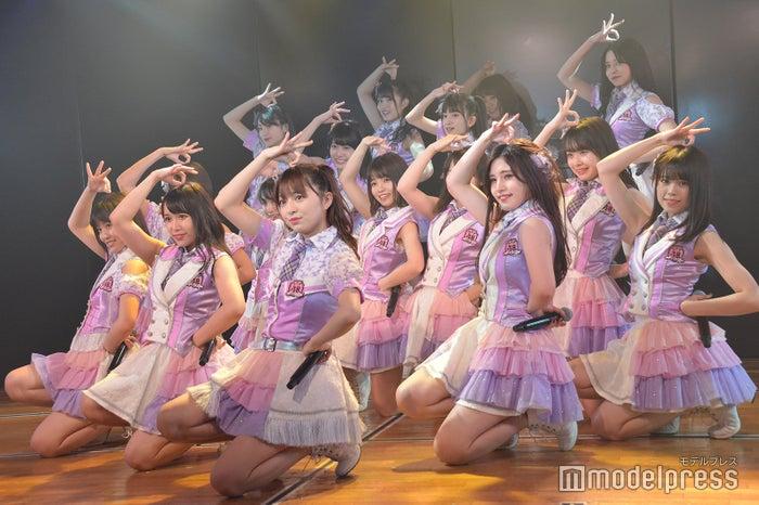 AKB48チーム8/AKB48チーム8「その雫は、未来へと繋がる虹になる。」公演 (C)モデルプレス