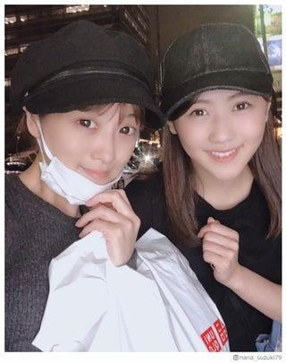 """鈴木奈々、元AKB48西野未姫の""""バラエティでの頑張り""""に太鼓判"""