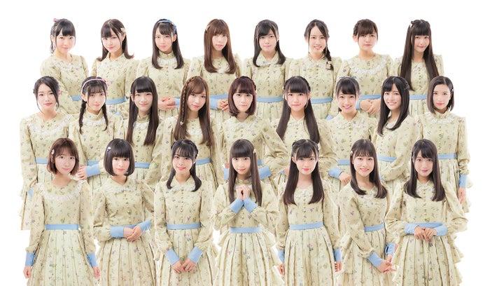 NGT48(画像提供:一般社団法人日本レコード協会)