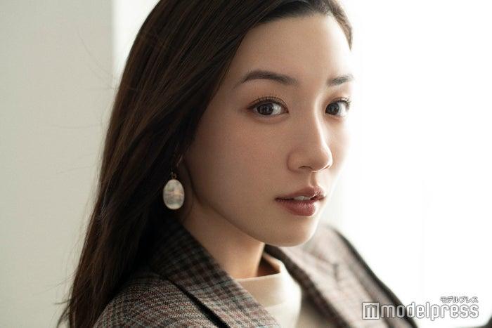 モデルプレスのインタビューに応じた永野芽郁(C)モデルプレス