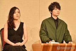 (左から)鈴木杏、古川雄輝(C)モデルプレス