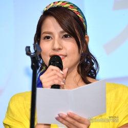 フジ永島優美アナ「言ったことないような恥ずかしい言葉を…」生披露で大照れ