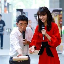 岡崎紗絵、初体験で真剣勝負「顔をぐちゃぐちゃにして頑張りました」役作りの苦労も<猪又進と8人の喪女~私の初めてもらってください~>