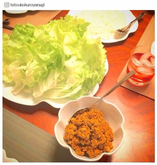 黒柳徹子特製カレーが「美味しそう!」「真似したい」と話題に 簡単レシピ公開/黒柳徹子Instagramより