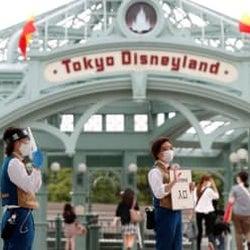 OLC、東京ディズニーランド・シーの入場者数を各1日5000人に制限