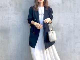 この春は「ジャケット」を使いたい!毎日コーデに使えるカジュアルな着こなし4選