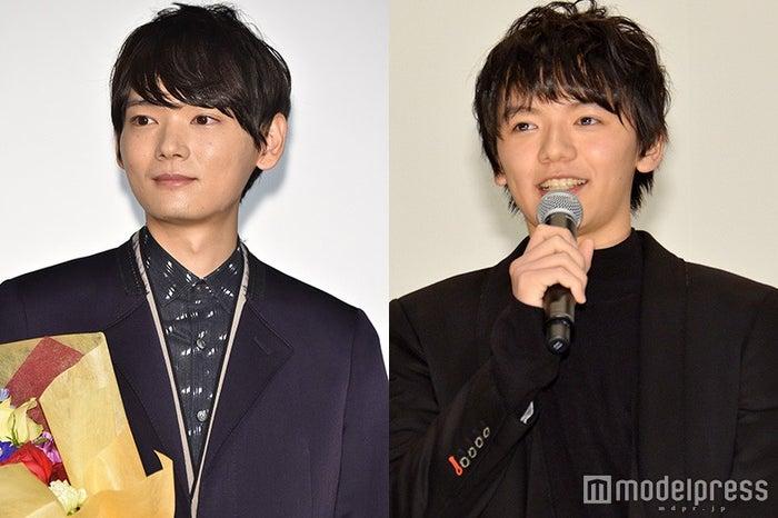 濱田龍臣(右)に間違えられる古川雄輝(左)/(C)モデルプレス
