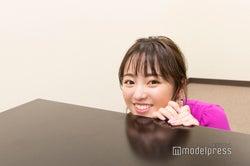 モデルプレスのインタビューに応じた、今泉佑唯(C)モデルプレス