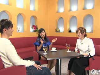 "JOYと菊地亜美に""熱愛疑惑!?""お互いに「惚れている」と宣言"
