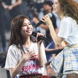 込山榛香/「AKB48 53rdシングル 世界選抜総選挙」AKB48グループコンサート(C)モデルプレス