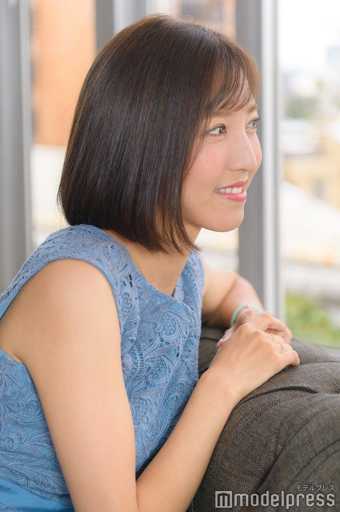 小澤陽子アナウンサー(C)モデルプレス