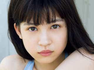 「中学聖日記」クラスNo.1美少女・中田青渚、初水着で圧巻の透明感