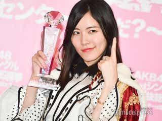 AKB48世界選抜総選挙1位のSKE48松井珠理奈、コンサートで号泣の理由は?次回の総選挙出馬は?<囲み取材全文>