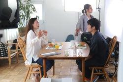 平野ノラ/メイキングカット(提供画像)
