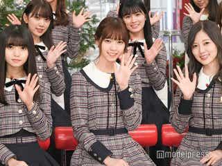 乃木坂46「おしゃれイズム」史上最多人数で出演 クリスマスを堪能