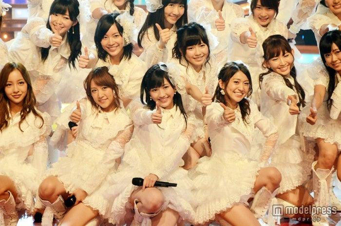 「第54回 輝く!日本レコード大賞」に出演したAKB48