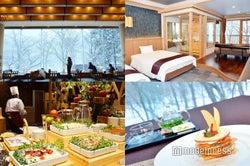 青森の冬を体感!自然美を感じる「星野リゾート 奥入瀬渓流ホテル」で極上温泉旅