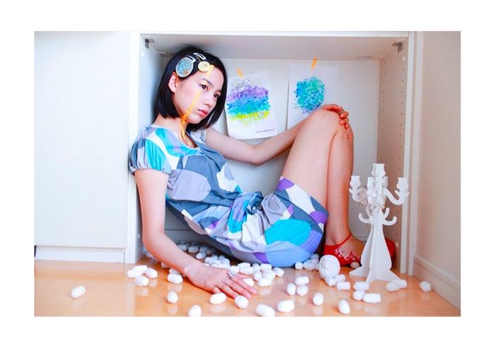 自作のアート写真を披露した能年玲奈/能年玲奈オフィシャルブログ(yaplog)より【モデルプレス】