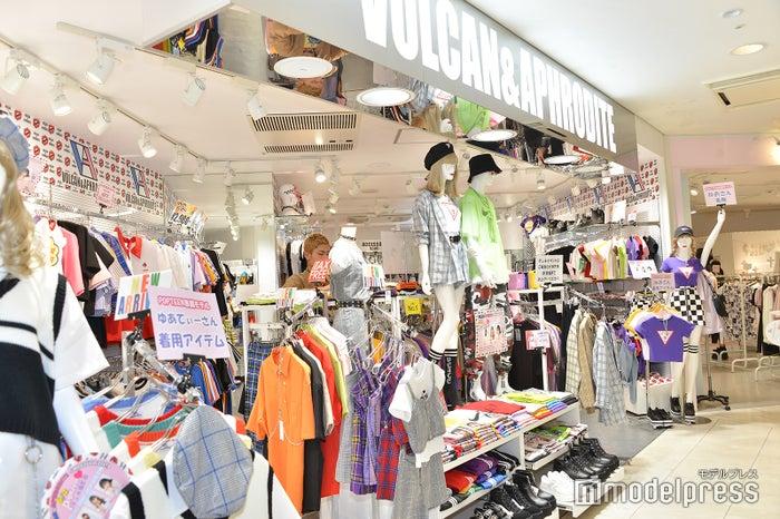 VOLCAN&APHRODITE SHIBUYA109店(C)モデルプレス