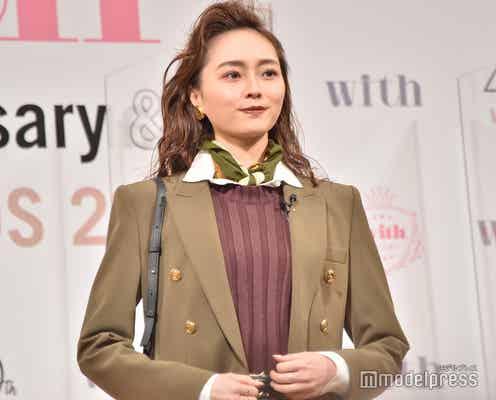 乃木坂46梅澤美波、濃いめメイク&レトロファッションがかっこいい 広瀬アリスらランウェイ