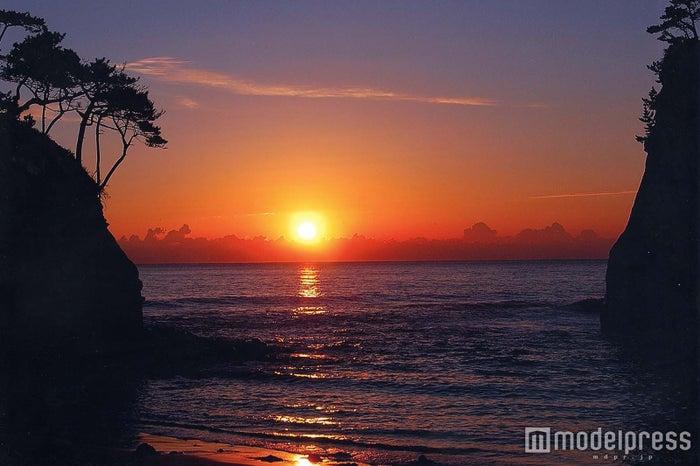 高戸小浜海岸/画像提供:(一社)茨城県観光物産協会