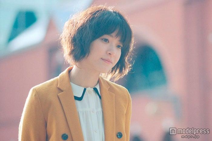 映画「陽だまりの彼女」に出演する上野樹里(C)2013『陽だまりの彼女』製作委員会