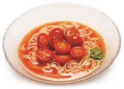 ミスド、スープまで飲み干したくなる涼風麺が新登場 人気ラーメン店「ソラノイロ」監修