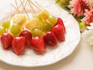 失敗なし!おいしいフルーツ飴を作る3つのコツ