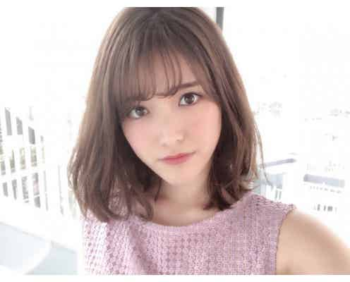 """乃木坂46松村沙友理、""""人生初""""大胆ヘアカットに反響殺到"""