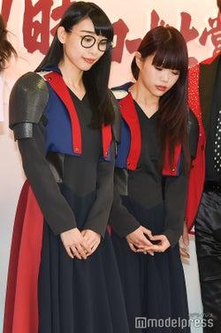 ハシヤスメ・アツコ、アイナ・ジ・エンド(C)モデルプレス