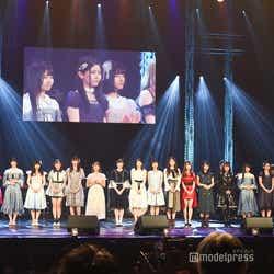 「AKB48グループ歌唱力No.1決定戦」決勝大会 (C)モデルプレス