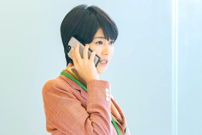 真木よう子/「よつば銀行 原島浩美がモノ申す! ~この女に賭けろ~」第2話より(C)テレビ東京