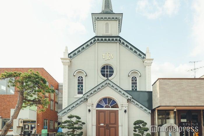 カトリック弘前教会外観 (C)モデルプレス