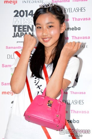 グランプリは愛媛の美少女「2014ミス・ティーン・ジャパン」