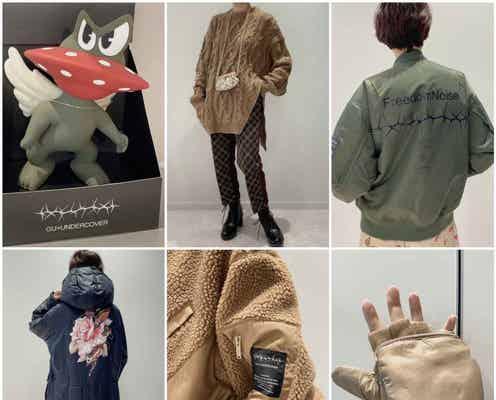 【GU】『アンダーカバー』コラボ秋冬コレクションが10/29(金)発売、絶対買うべきはメンズアイテム!