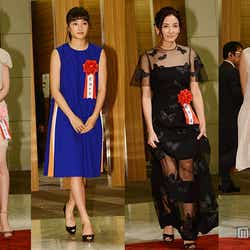 モデルプレス - 広瀬すず、吉田羊らが華やかドレスで「報知映画賞」受賞 前田敦子、本田翼も駆けつける
