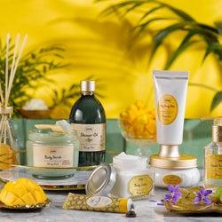 サボンから南国気分に誘う季節限定の香り「マンゴー・キウイ」が発売