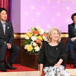 ゲストで登場する南野陽子(写真中央)(C)日本テレビ